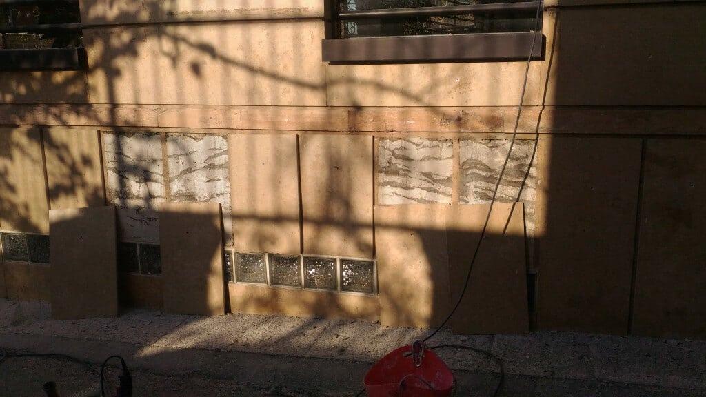 پیچ رولپلاک ساختمان با طناب